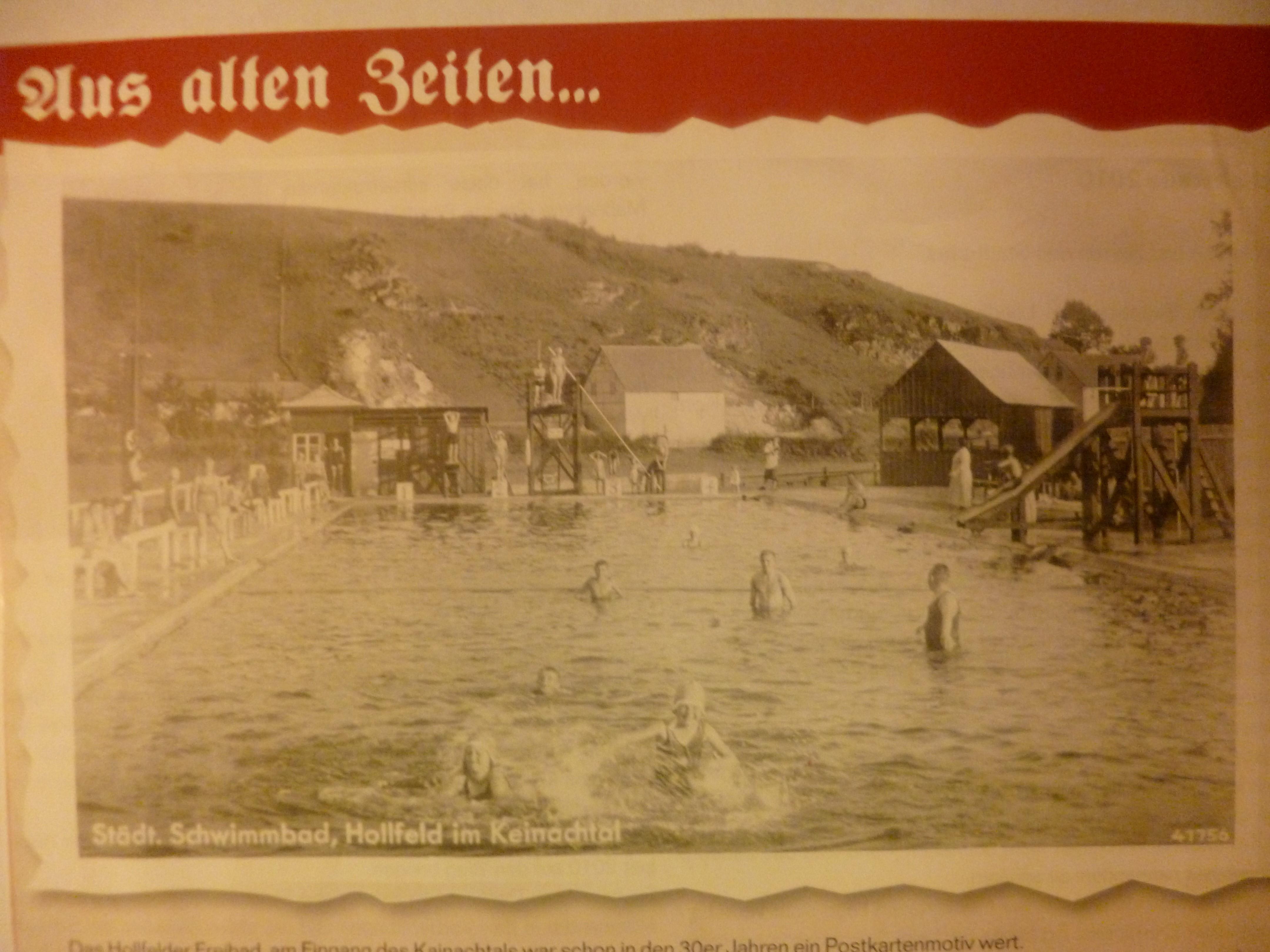 Historisches Freibad